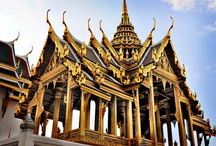 Thai Architecture / These share the same love as my ancestors! Thanks for sharing! / by Maly Low