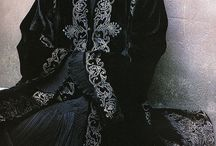 Fashion - black color board / by Kate L.