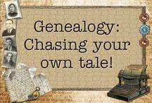 Family History / Genealogy / by Amy Mockridge