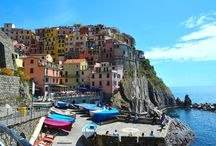 Colorful Destinations Around The World / Some of the most bright and colorful places we visit! #cruise #travel / by Azamara Club Cruises