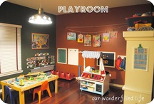Playroom ideas / by Melissa Young