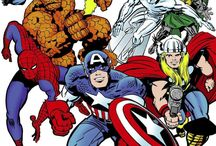 Superheros and Supervillians  / by Molly Diedrich