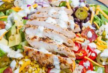 Recipes - Salads / by Kari Spalding