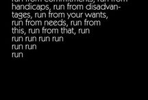 Running Inspiration / by Marathon Sports