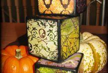 Halloween Crafts / by Tai Larsen