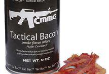 Bacon Bacon Bacon / by Tristan Boot