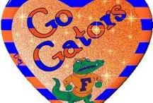 Florida Gators / by Wanice Smith