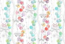 Fabric Designs / by Diane Lawton