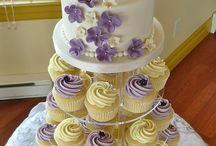 Cupcake tiers / by Lozz Staf