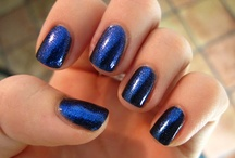 Nail Art to Try :) / by Ginnie Rowe