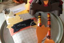 Thanksgiving Ideas / by Robin Welde-Orum