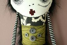 Dolls / by Ginger Bakos