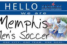 Memphis Men's Soccer / by Memphis Athletics