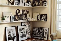 displaying photos / by Kathleen Summers