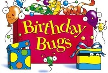 Birthdays Birthdays Birthdays / by Liz Erickson