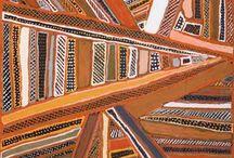 aboriginal art--love it / by Ann Brauer