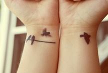 Tatuagem / by Samara Peres