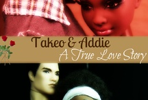 Takeo & Addie: A True Love Story / A show about an Afro-Asian couple in love with some messy friends and family members! / by Ebony Nicole