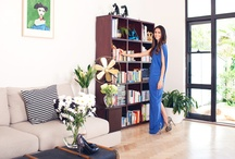 SHOES OF PREY CO-FOUNDER JODIE FOX AT HOME / by Shoes of Prey