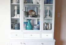 China Cabinet / by Jamie Meisenheimer