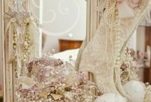 Pink, Lace and Pearls / by Teresa Noah-Brown