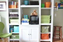 Play rooms / by Suzanne Howe