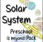 Space/solar system learning / by Capturing the Moments by Catherine Collins