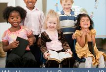 children's ministry / by Stephanie Moore