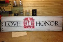 Love & Honor / by Melissa Cales