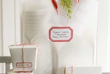 Gifts: Wrappings / by Amy Fandrei