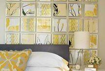 Bedroom ideas / by Denise Colbert