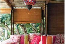 Outdoor Rooms and Patios / Patios, decks, outdoor rooms / by Maria Gracey