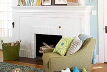 Living Room Ideas / by Holly Sp8
