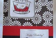 DIY Greeting card ideas / by Kim Grace-Brezniak