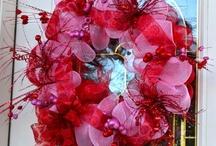 Wreaths & Garlands / by Ronelle Van Rooyen / Delicate Elegance Events