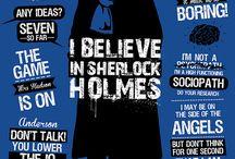 Sherlock / by Gerrick VanLue