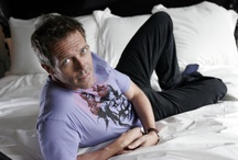 Hugh Laurie - HQ / Above 1000 pixels. / by Serene Low
