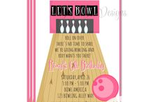 Bowling Bachelorette Ideas / by Casey Lee Collins