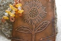 Design: etching/stamping/texturing / by Norma Cox