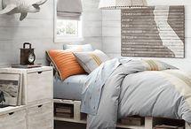 Boys bedroom / by Clara Doleac