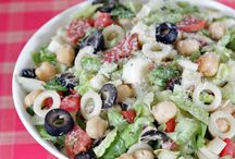 Salads / by Buzz Bishop