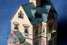 Paper dollhouses, paper dolls, printies / by Sylvia Escudero