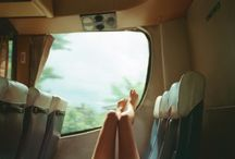 TRAVEL / by Kate Miller