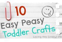 Kids Crafts / by Becky Long