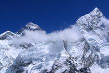 Mt. Everest / by Linda Laing