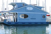 Floating Homes / by Barney Denton