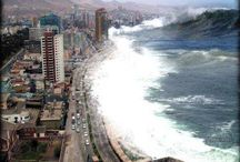 Creation {Waves/tsunami} / Weather / by Sharon Ashmore