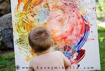 Kiddie Crafts / by Jennifer Romeyn
