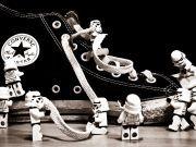 B+W LEGO Pics / by Jody (the hobby room diaries)