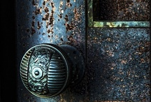 Doors... / by Suzy Weatherby